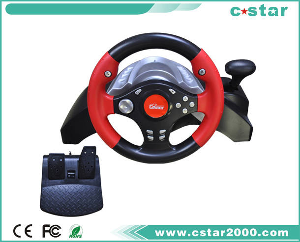 5 IN 1 Speed Racing Steering Wheel NS9804