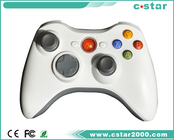 2.4G XBOX360 WIRELESS JOYPAD NS5021A