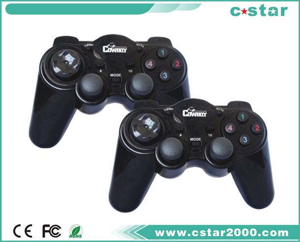 Twin Joypads for PC USB NS3222