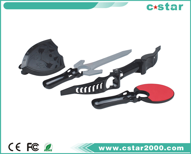 For PS3 MOVE 4 IN 1 Sports Kit CS-V904