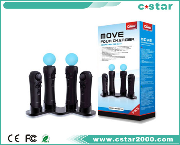 MOVE FOUR CHARGER PS3-2312