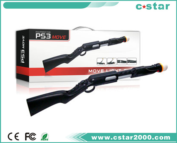 Shooting gun for PS3 move PS3-2402