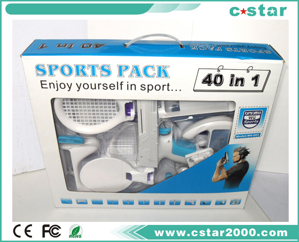 Wii SPORTS KIT 40 IN 1 WS003