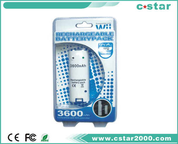 Wii Remote battery pack WII-240