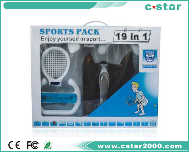WII Sport Kit 19 in 1 WS002