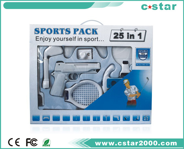 WII Sport Kit 19 in 1 WS001
