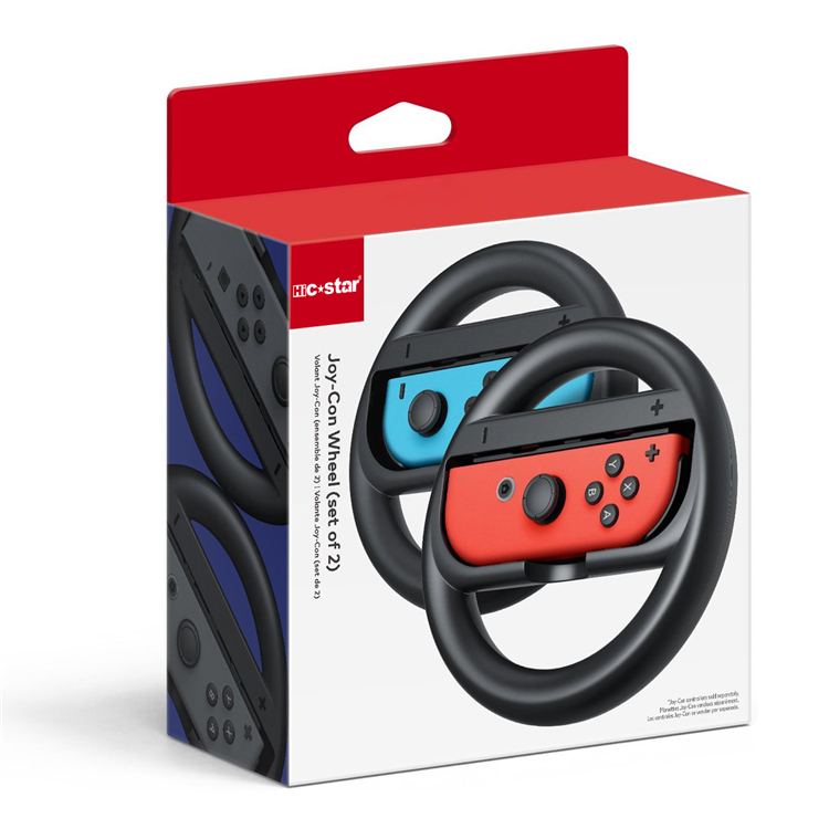 Switch Steering wheel